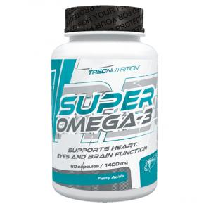 """Trec """"Super Omega 3"""" 60caps"""