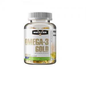 """Maxler """"Omega-3 Gold"""", 120caps"""