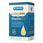 "VP Lab ""Curcumin Vitamin D3"" 60caps"